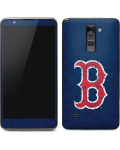 Boston Red Sox - Solid Distressed Stylo 2 Skin