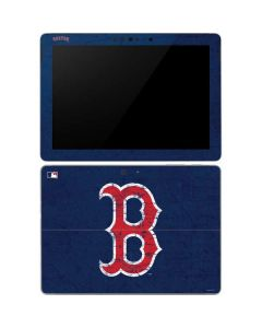 Boston Red Sox - Solid Distressed Surface Go Skin