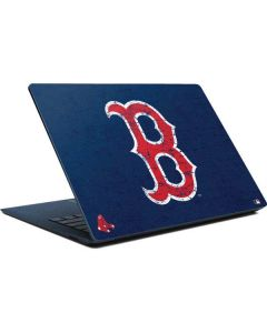 Boston Red Sox - Solid Distressed Surface Laptop Skin