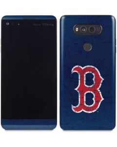 Boston Red Sox - Solid Distressed V20 Skin