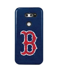 Boston Red Sox - Solid Distressed V30 Pro Case