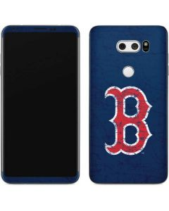 Boston Red Sox - Solid Distressed V30 Skin