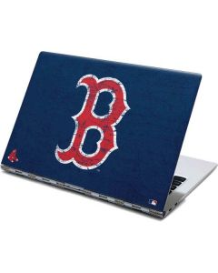Boston Red Sox - Solid Distressed Yoga 910 2-in-1 14in Touch-Screen Skin