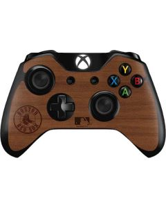 Boston Red Sox Engraved Xbox One Controller Skin