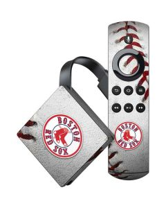 Boston Red Sox Game Ball Amazon Fire TV Skin