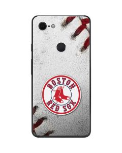Boston Red Sox Game Ball Google Pixel 3 XL Skin