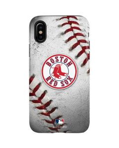Boston Red Sox Game Ball iPhone XS Max Pro Case