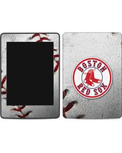 Boston Red Sox Game Ball Amazon Kindle Skin