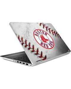 Boston Red Sox Game Ball HP Pavilion Skin