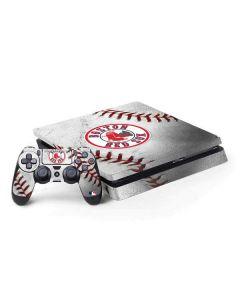 Boston Red Sox Game Ball PS4 Slim Bundle Skin