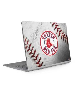 Boston Red Sox Game Ball Surface Book 2 13.5in Skin