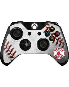 Boston Red Sox Game Ball Xbox One Controller Skin