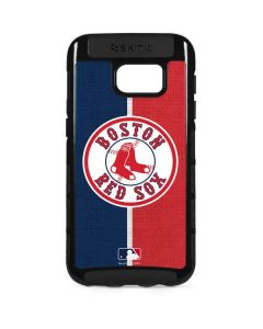 Boston Red Sox Split Galaxy S7 Edge Cargo Case