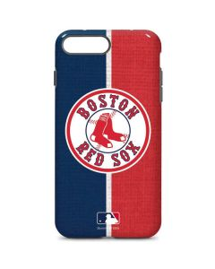 Boston Red Sox Split iPhone 8 Plus Pro Case