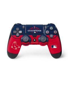 Boston Red Sox World Series Champions 2018 PS4 Controller Skin