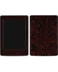 Botanical Flourish Sepia Amazon Kindle Skin