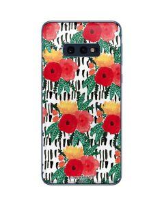 Bouquets Print 3 Galaxy S10e Skin