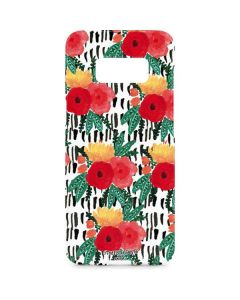 Bouquets Print 3 Galaxy S8 Plus Lite Case