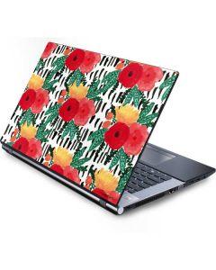 Bouquets Print 3 Generic Laptop Skin