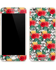 Bouquets Print 3 iPhone 6/6s Plus Skin