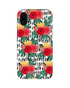 Bouquets Print 3 iPhone XR Pro Case