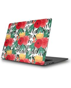 Bouquets Print 3 Apple MacBook Pro Skin