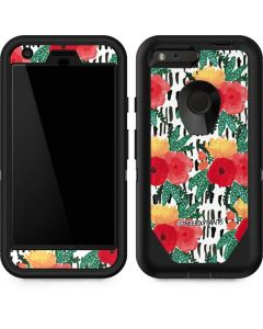 Bouquets Print 3 Otterbox Defender Pixel Skin