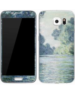 Branch of the Seine near Giverny by Claude Monet Galaxy S7 Skin