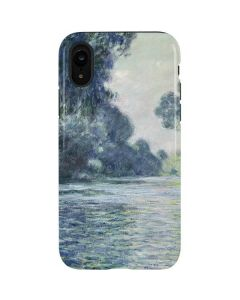 Branch of the Seine near Giverny by Claude Monet iPhone XR Pro Case