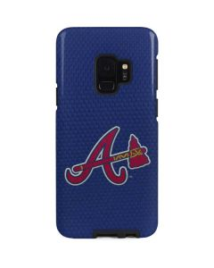 Braves Embroidery Galaxy S9 Pro Case