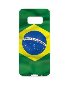 Brazil Flag Galaxy S8 Plus Lite Case