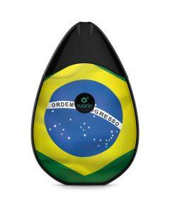 Brazil Flag Suorin Drop Vape Skin
