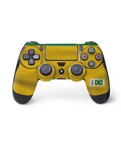 Brazil Soccer Flag PS4 Pro/Slim Controller Skin