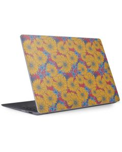 Bright Fall Flowers Surface Laptop 2 Skin
