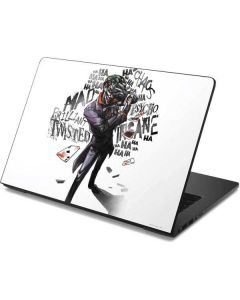 Brilliantly Twisted - The Joker Dell Chromebook Skin