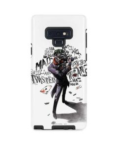 Brilliantly Twisted - The Joker Galaxy Note 9 Pro Case