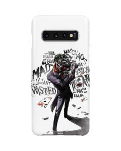 Brilliantly Twisted - The Joker Galaxy S10 Lite Case