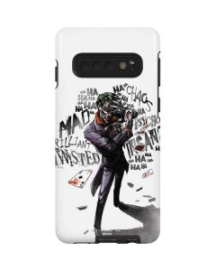 Brilliantly Twisted - The Joker Galaxy S10 Pro Case