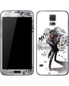 Brilliantly Twisted - The Joker Galaxy S5 Skin