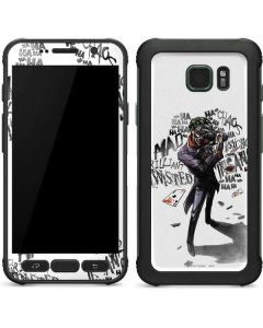 Brilliantly Twisted - The Joker Galaxy S7 Active Skin