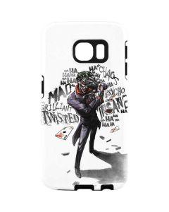 Brilliantly Twisted - The Joker Galaxy S7 Edge Pro Case
