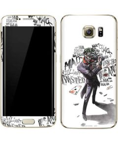 Brilliantly Twisted - The Joker Galaxy S7 Edge Skin
