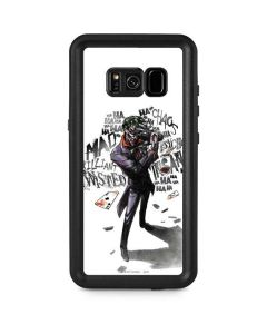 Brilliantly Twisted - The Joker Galaxy S8 Plus Waterproof Case