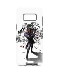 Brilliantly Twisted - The Joker Galaxy S8 Pro Case