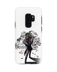 Brilliantly Twisted - The Joker Galaxy S9 Plus Pro Case