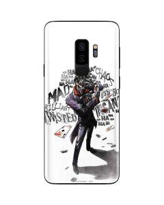 Brilliantly Twisted - The Joker Galaxy S9 Plus Skin