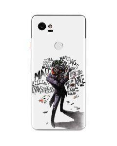 Brilliantly Twisted - The Joker Google Pixel 2 XL Skin