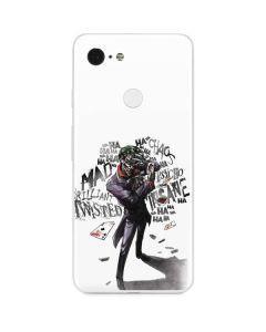 Brilliantly Twisted - The Joker Google Pixel 3 Skin