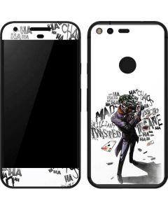 Brilliantly Twisted - The Joker Google Pixel Skin