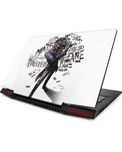Brilliantly Twisted - The Joker Lenovo Ideapad Skin
